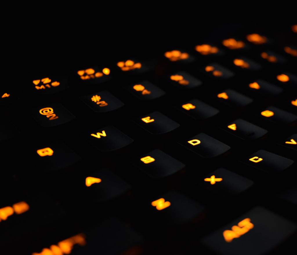 About keyboard